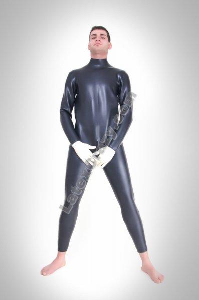 catsuit für männer anal video