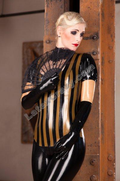 latex catsuit miss sophie in ber 100 farben im latexshop. Black Bedroom Furniture Sets. Home Design Ideas