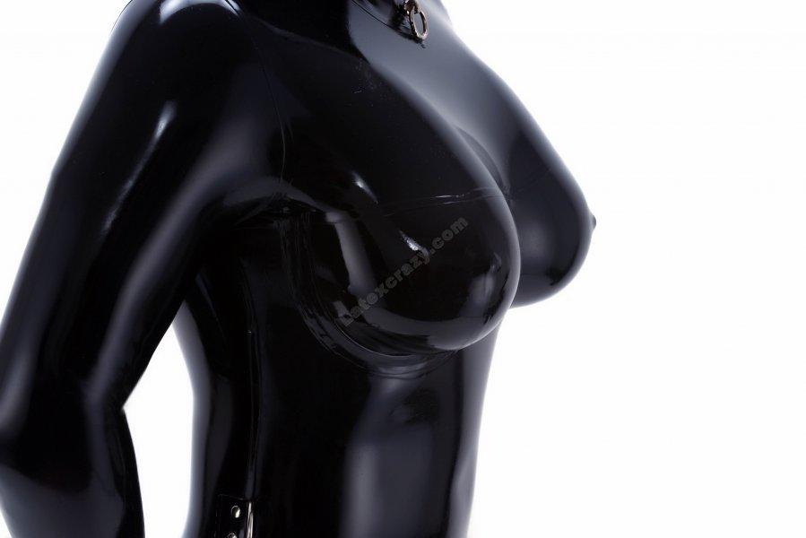 Rubber Catsuit Bondage 91